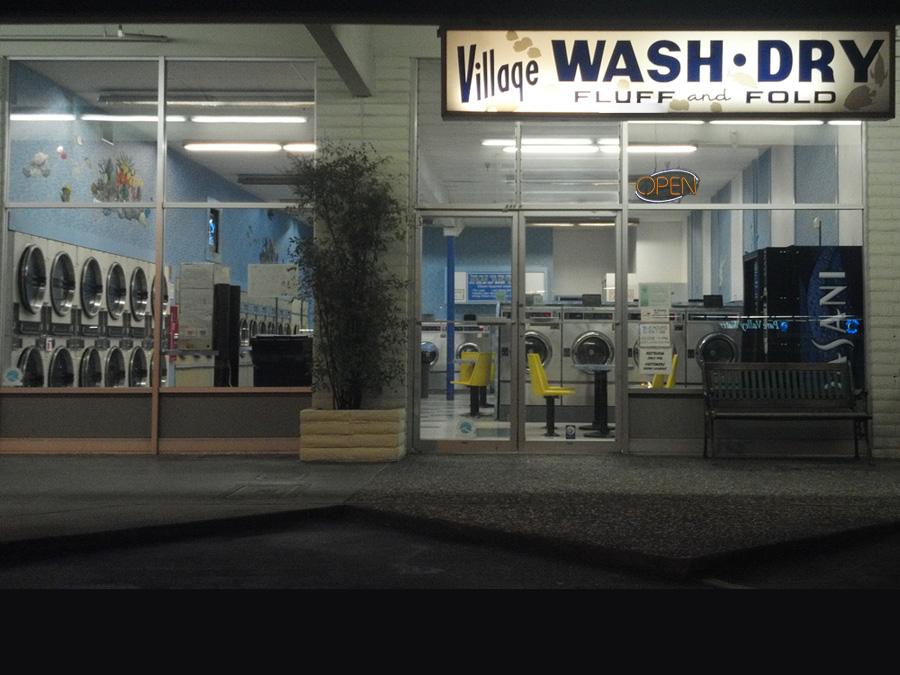 Kings Village Wash and Dry Laundromat Scotts Valley